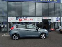 2009 58 FORD FIESTA 1.2 ZETEC 5d 81 BHP **** GUARANTEED FINANCE ****