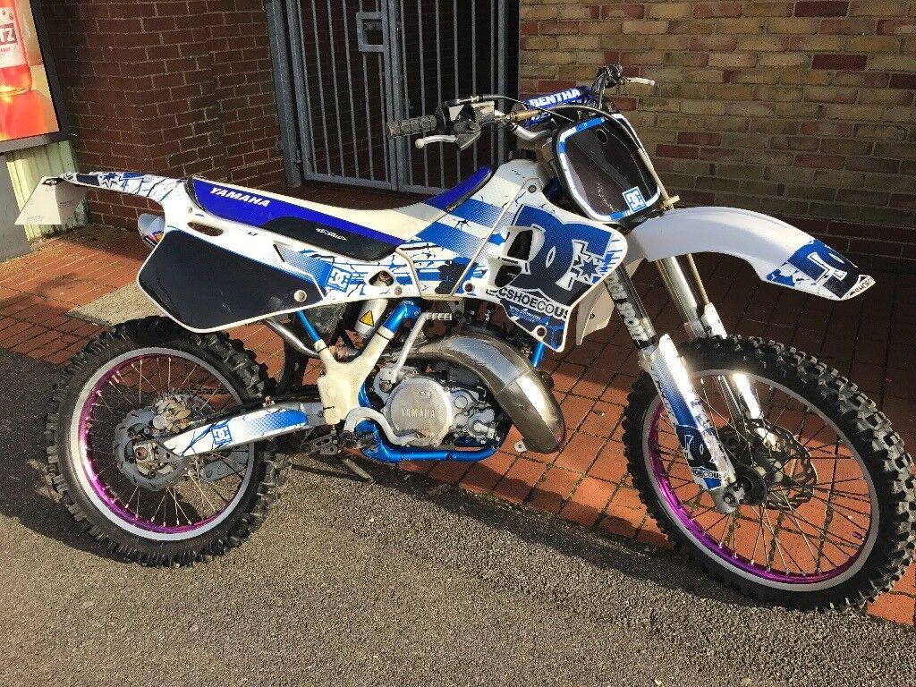Yamaha YZ 250 Road legal Motocross Bike Enduro KTM Ready ...