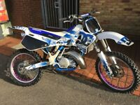 Yamaha YZ 250 Road legal Motocross Bike Enduro KTM Ready to go CRM Green Laner CRF Trials WR