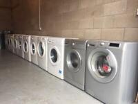 Selection of washing machines