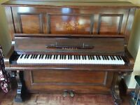 Piano (upright) - Waldeck Berlin