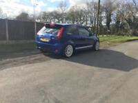 Ford Fiesta st swaps