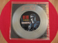 """GUNS 'N' ROSES 12"""" picture disc 'You Could Be Mine' (Terminator 2)."""