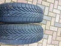 Winter/ snow tyres