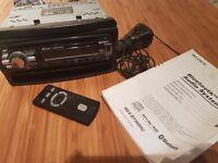 Sony MEX-BT3600U Car Radio System with CD, Bluetooth, USB and Aux
