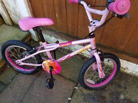 Appolllo girls bike