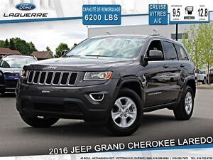2016 Jeep Grand Cherokee LAREDO**4X4*CRUISE *A/C**