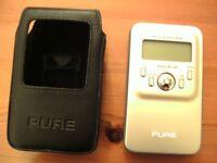 PURE pocket DAB digital radio
