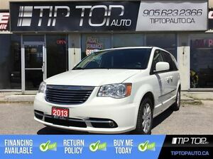 2013 Chrysler Town & Country Touring ** Backup Cam, Power Tailga