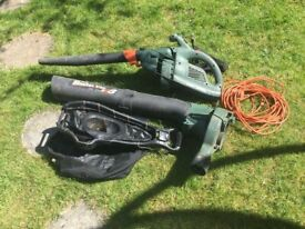 Black and decker GW250 blower/vac