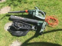 Black and decker GW250 blower/vac