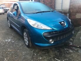 Peugeot 207 Breaking