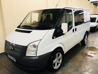 Ford transit 2.2 t260 fwd in immaculate condition 6 seater conversion mot till December