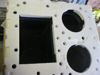 Indesit RI860C 4 Zone Ceramic Hob - Black