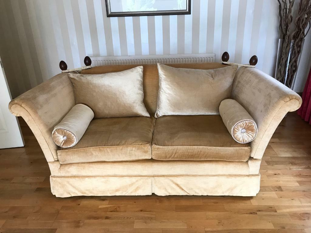 Laura Ashley Langham Sofas X 2 In Nunthorpe North
