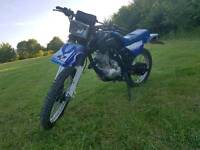 125cc Off Road Motorbike