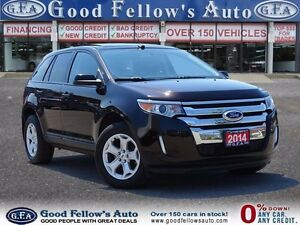 2014 Ford Edge SEL PANROOF, NAVI, CAMERA, LEATHER, 6CYL, 3.5L
