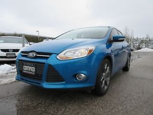 2013 Ford Focus SE / ACCIDENT FREE / ONE OWNER