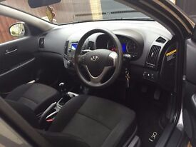 Hyundai i30, Comfort, Grey, Hatchback 1.6 Manual Petrol
