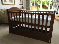 Cot Bed, Winnie the Pooh