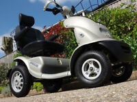 TGA Breeze 4 Road Registered Mobility Scooter