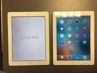 2 x iPad 3 16GB & 64GB