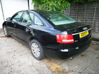 Audi A6 2.4 V6 Auto Spares or Repair - gearbox fault One Owner FSH
