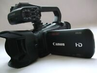 CANON XA30 HD PROFESSIONAL CAMCORDER OUTFIT (PAL)