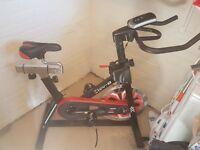 Elev-8 spinning bike