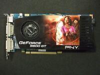 PNY GeForce 9800 GT 512MB