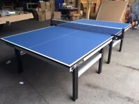 Cornilleau 610 Competition Indoor Table Tennis Table (mint condition)