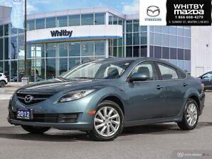 2012 Mazda 6 GS-I4