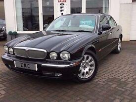 2004 53 Jaguar XJ Series 3.0 auto XJ6~FSH~2 KEYS~1 YR MOT~