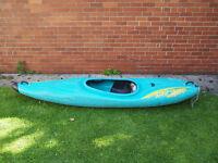 Plastic Kayak - Prijon Gambler