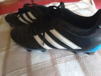 ADIDAS FOOTBALL BOOTS MALE SIZE 9