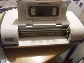 Cricut card making machine