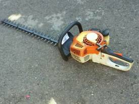 Stihl hs45 petrol hedgecutter good working order
