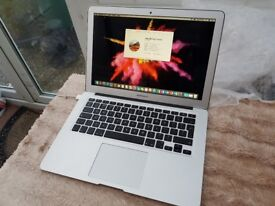Apple MacBook Air 13 inch Only 72 Battery Cycle