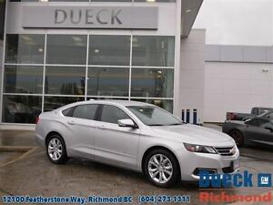 2016 Chevrolet Impala LT w/2LT  - Accident Free