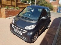 2013 plate Smart Fortwo 1.0 MHD 21 Softouch 2dr,very low millage,new mot