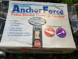 Oxford Anchor force