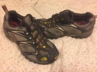 Northface hedgehog men's size 12uk Gortex walking/hiking boots vibram