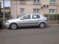 Vauxhaull Astra 1.4 ,, 1 year mot,, £495