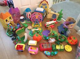Peppa Pig/Ben&Hollie Massive Job Lot