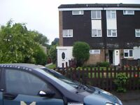 THREE BEDROOM MAISONETTE TO RENT * DSS ACCEPTED * IDEAL FOR A SMALL FAMILY* ARBOR WAY CHELMSLEY WOOD