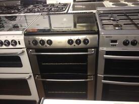 Belling 60cm gas cooker (fan oven)
