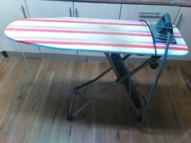 Professional Laura Star Steam Iron & Ironing Board System