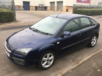 2006*FORD FOCUS ZETEC CLIMATE 1.6 TDCI*2 FORMER KEEPER*FULL HISTORY*SPARES OR REPAIRS NO POWER!!