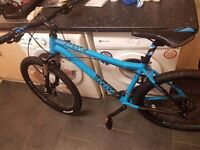 voodoo hoodoo mountain bike / hardtail