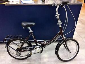 Vélo urbain pliable aluminium SCHWINN Tango Small   ***Parfaite Condition**   #F022220